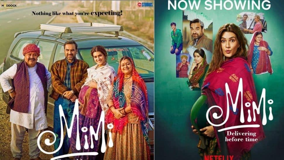 Kriti Sanon delivers 'Mimi' 4 days before its release date, Pankaj Tripathi tells why!