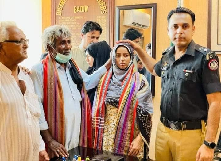 Pakistan police rescue Hindu woman who was forcibly converted, married to Muslim man