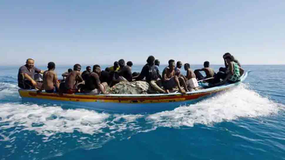 Migrant boat capsizes off Libya, 57 feared dead: United Nations