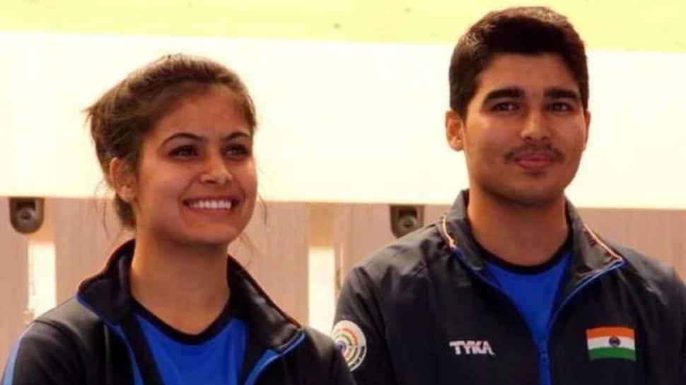 Tokyo Olympics: Manu Bhaker and Saurabh Chaudhary fail to reach 10m mixed air pistol event final