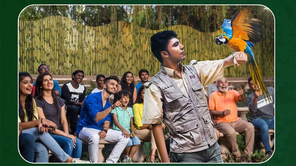 On World Nature Conservation Day EsselWorld Bird Park celebrates Mother Nature
