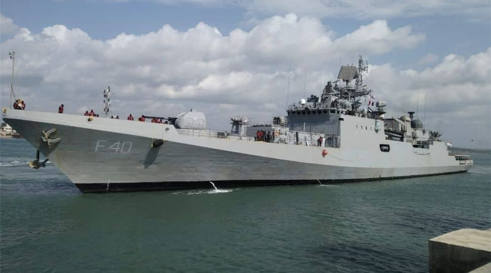 The Indian Navy is participating in Exercise Cutlass Express 2021, which got underway on July 26 along the East Coast of Africa.