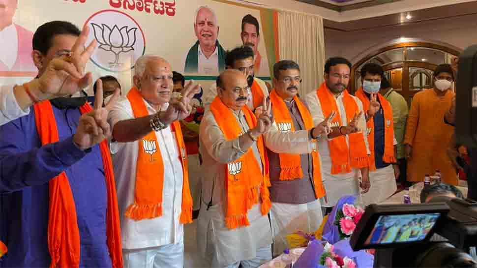 Basavaraj Bommai to replace BS Yediyurappa as Karnataka CM, swearing-in tomorrow