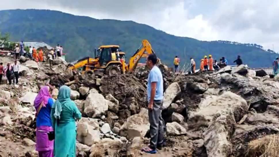 IMD warns of very heavy rainfall over Himachal Pradesh, Uttarakhand till July 30 thumbnail