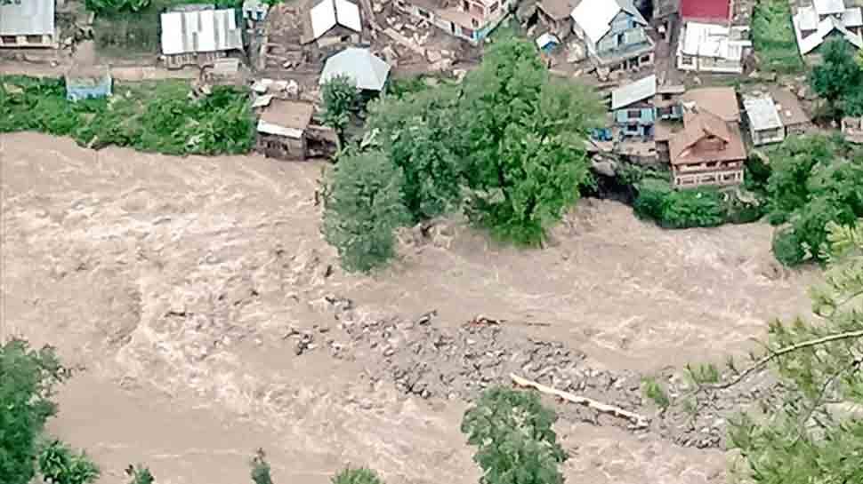 16 dead, several injured after cloudburst hits village in Jammu and Kashmir's Kishtwar