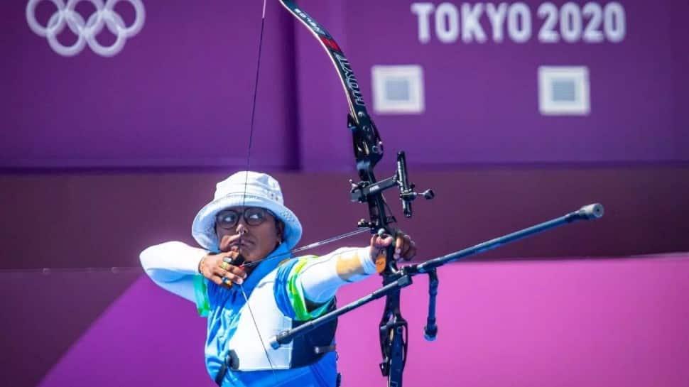 Tokyo Olympics Archery: World No.1 Deepika Kumari edges past Jennifer Mucino-Fernandez 6-4 thumbnail