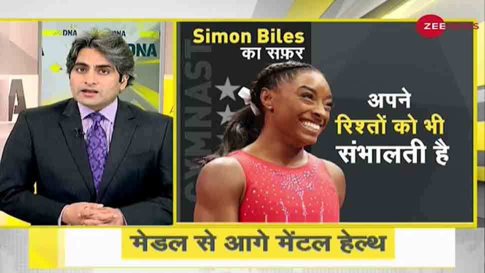 DNA Exclusive: Simone Biles withdraws from Tokyo Olympics, mental health in spotlight thumbnail