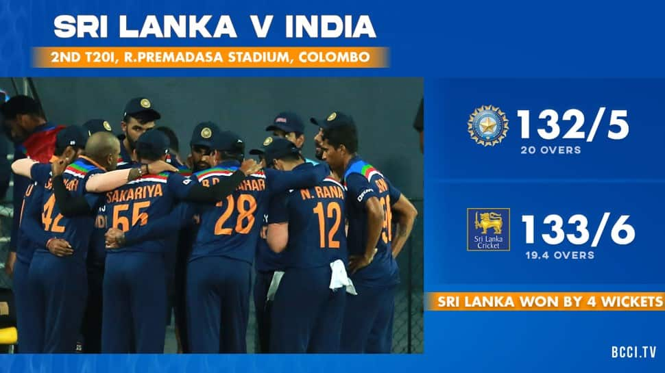 IND vs SL 2nd T20I: Sri Lanka beat depleted India by 4 wickets to level series thumbnail