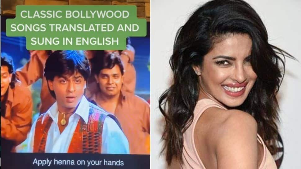 Priyanka Chopra has a hearty laugh at singer Jay Sean's English version of 'Mehendi Laga Ke Rakhna' – Watch!