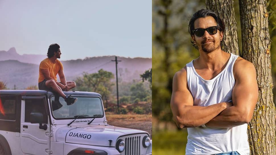 From a fanboy to face of the brand - Haseen Dillruba actor Harshvardhan Rane's Mahindra connection thumbnail