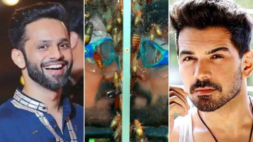 Khatron Ke Khiladi 11: Rahul Vaidya and Abhinav Shukla get 'kuch zyaada hi close' in new promo! - Watch thumbnail