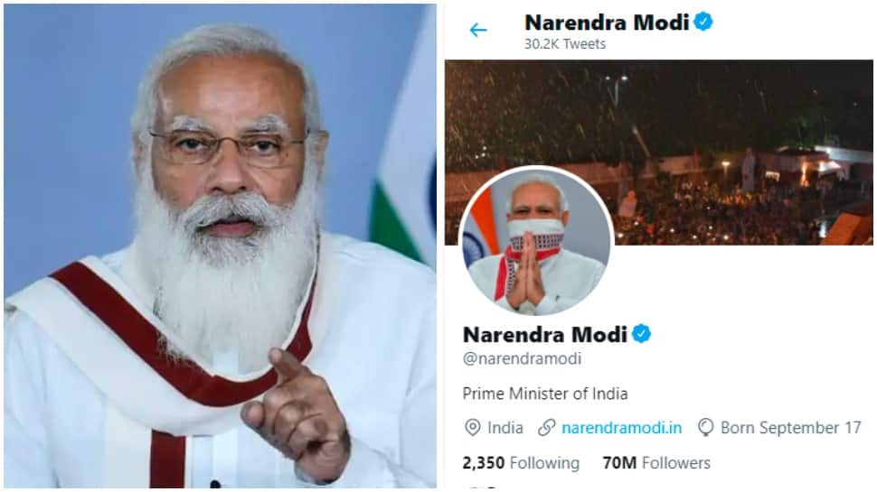 1 lakh in 2010 to 7 crore followers in 2021, Narendra Modi's Twitter presence is only growing strong thumbnail