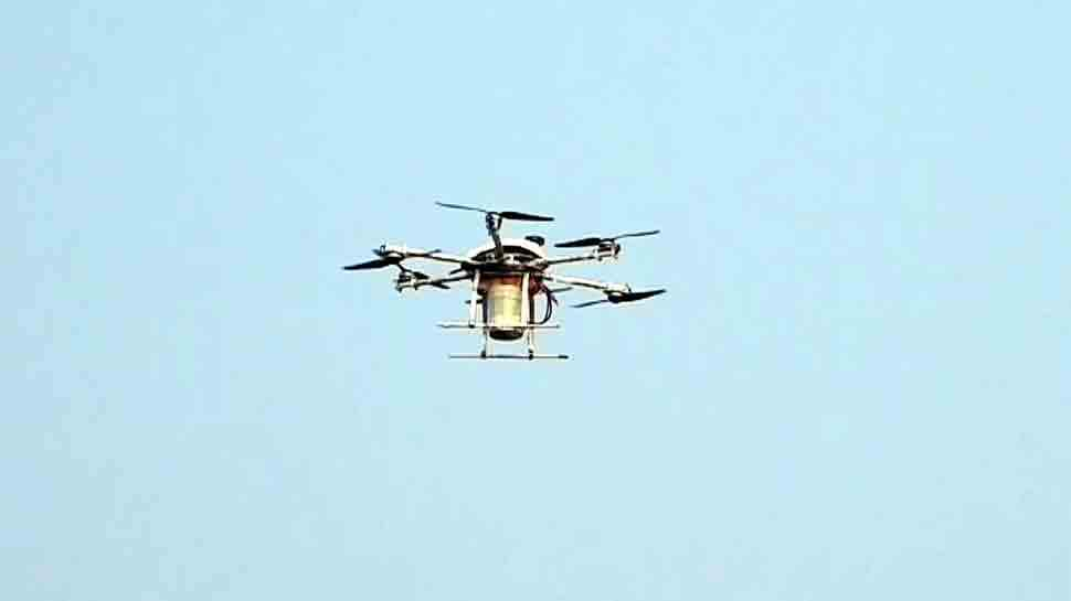 Suspected drones spotted at three locations in Jammu and Kashmir, alert sounded thumbnail