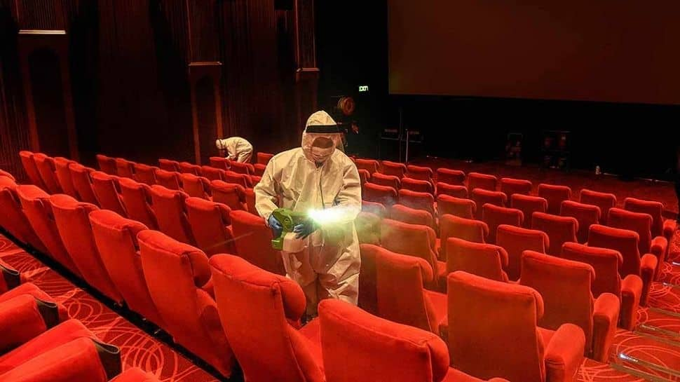 It's movie time! PVR Cinemas to reopen from today with fully vaccinated staff