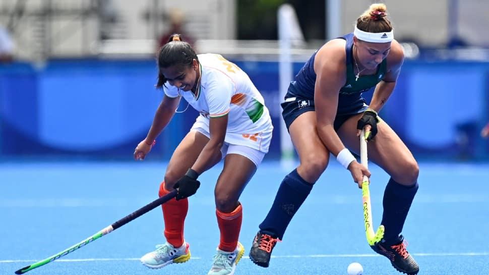 Tokyo Olympics: Navneet Kaur's late strike helps India beat Ireland 1-0, keep Olympic dream alive thumbnail