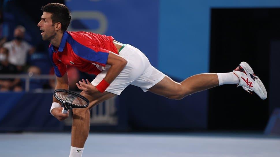 Tokyo Olympics: Novak Djokovic's Golden Slam dream over, goes down against Germany's Alexander Zverev