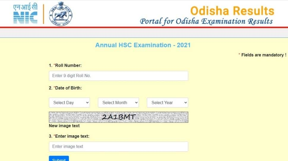 CHSE Odisha +2 (12th) Science, Commerce Result 2021 declared by Odisha Board at orissaresults.nic.in thumbnail