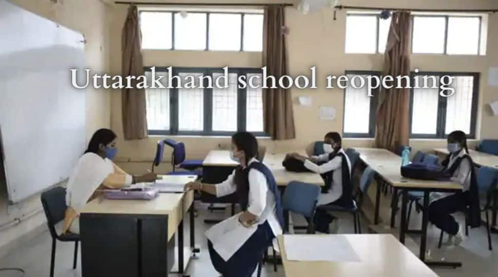 Uttarakhand school reopening: Class 9- 12 resume from August 2, check important updates and guidelines