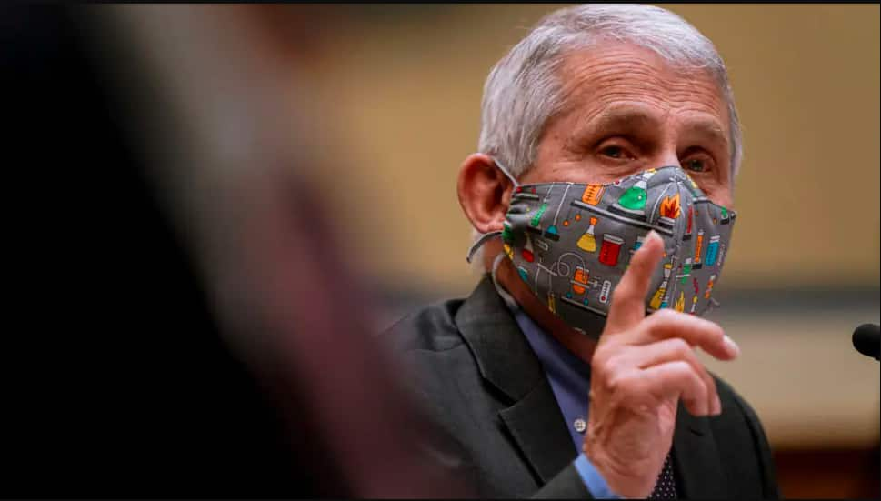 Dr Anthony Fauci warns that 'things are going to get worse' due to Coronavirus