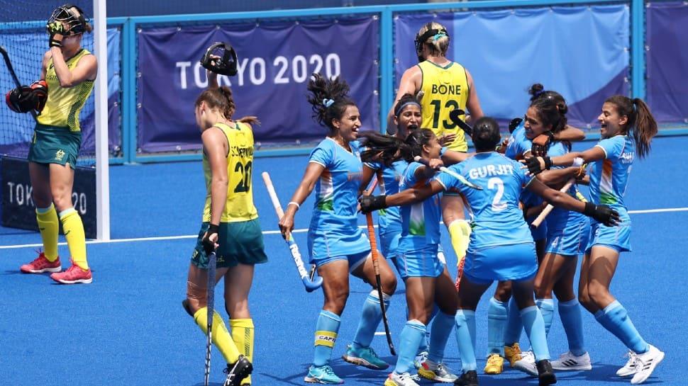 Tokyo Olympics: Chak de! Social media erupts in joy for Indian women hockey team