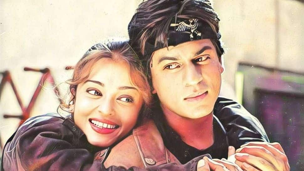 When Shah Rukh Khan said he resembled Aishwarya Rai Bachchan, watch hilarious video!