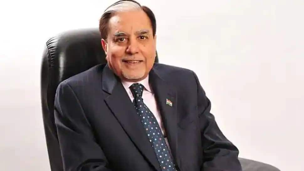Dr Subhash Chandra settles over 91% debt, says remaining dues are in process of being paid