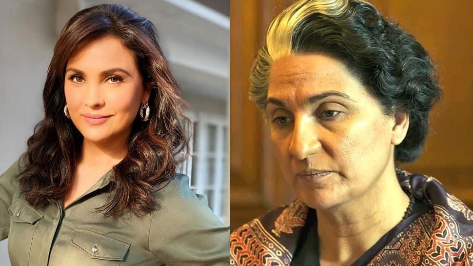 Trending: Netizens hail Lara Dutta's transformation as former Prime  Minister Indira Gandhi in Bellbottom! | Buzz News | Zee News