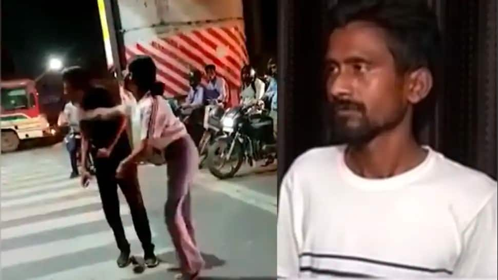 This is why the cab driver didn't hit back when he was beaten up by Lucknow girl