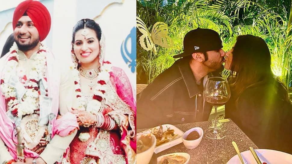 In happier days - Scroll through Yo Yo Honey Singh and wife's photo album