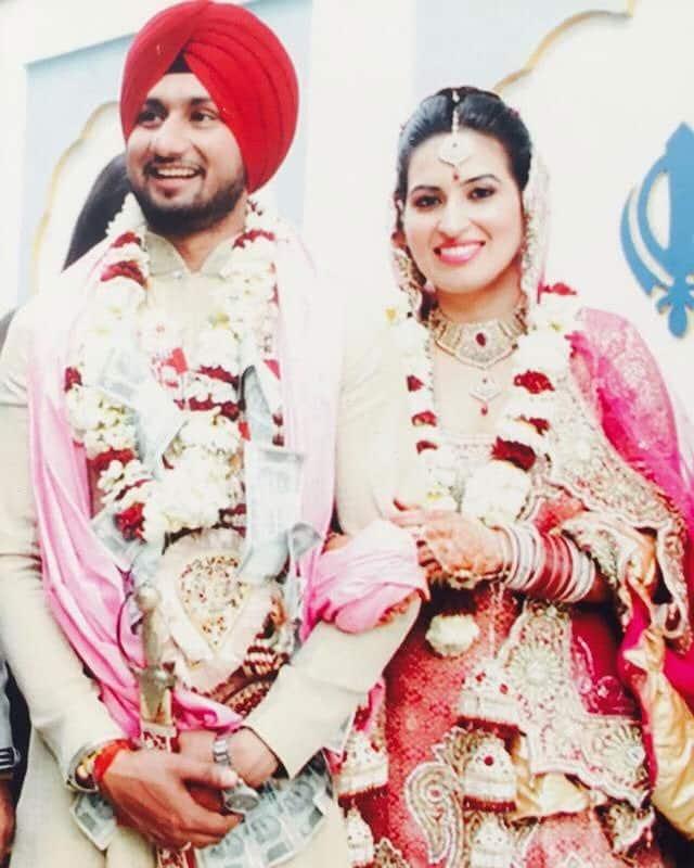 Yo Yo Honey Singh and Shalini Talwar's wedding photo