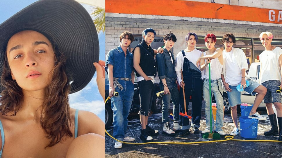 Alia Bhatt hints at collaboration with BTS, fans are ecstatic