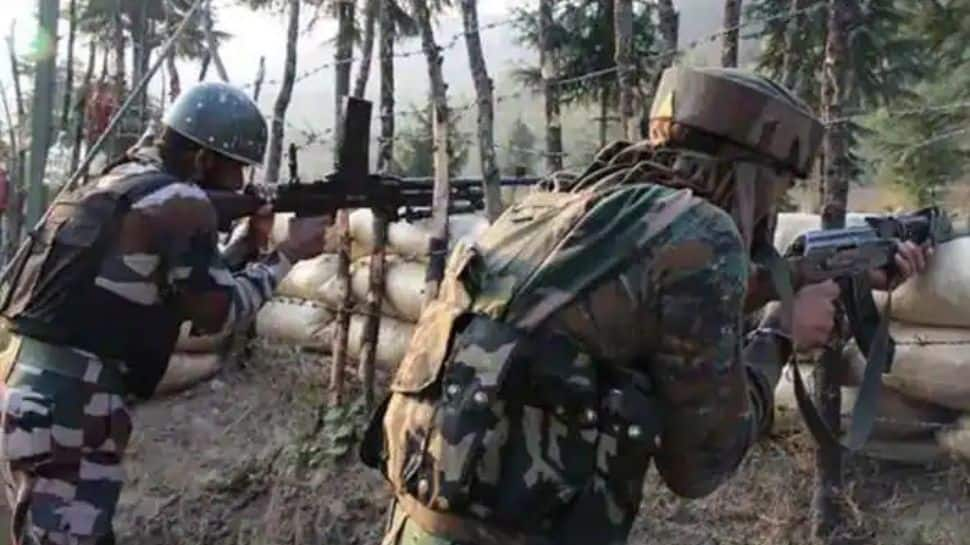 Terrorists attack BSF convoy in Jammu and Kashmir's Kulgam, encounter underway | India News | Zee News