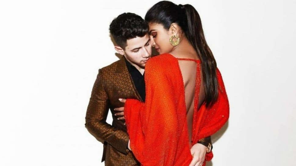 This UNSEEN video of Priyanka Chopra with hubby Nick Jonas will surely give you couple goals- Watch!