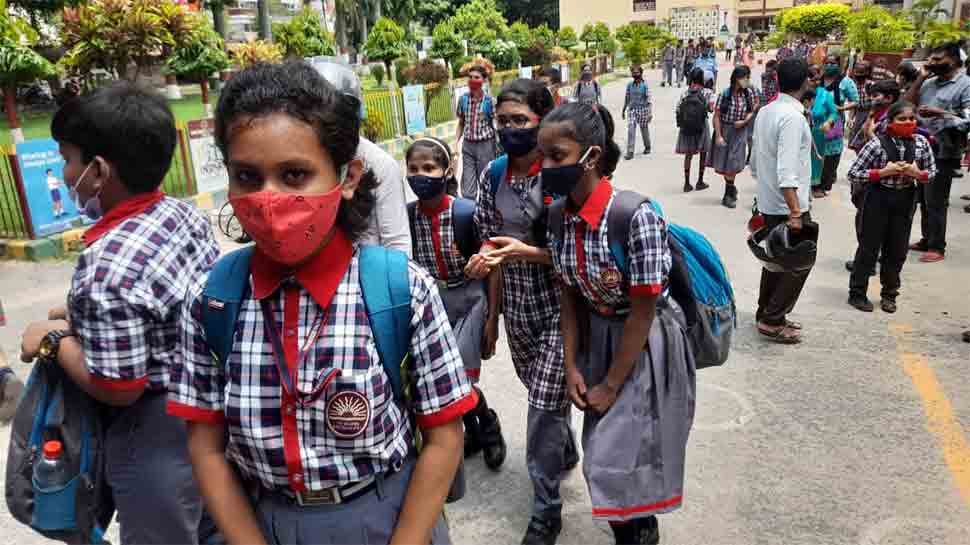 Noida, Ghaziabad school reopening: Classes for 6-8 to reopen from August 23, 1-5 from September 1