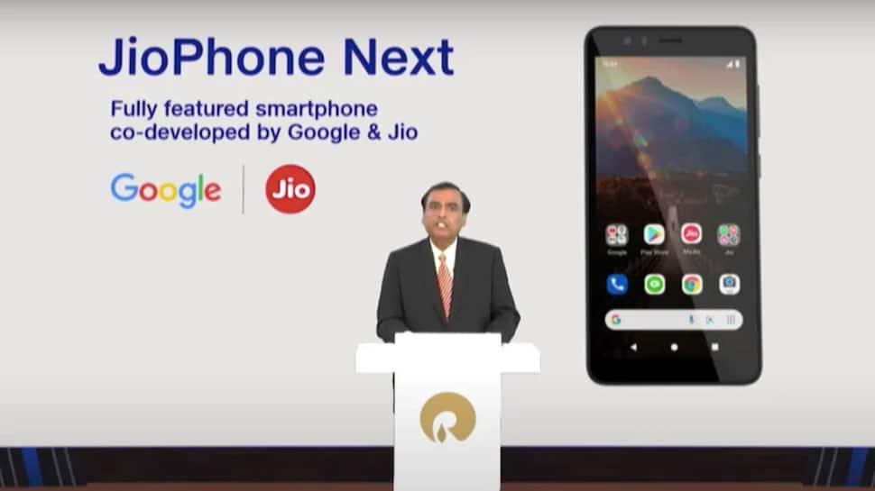JioPhone Next price, specs revealed ahead of sale, know when will the phone hit Indian markets