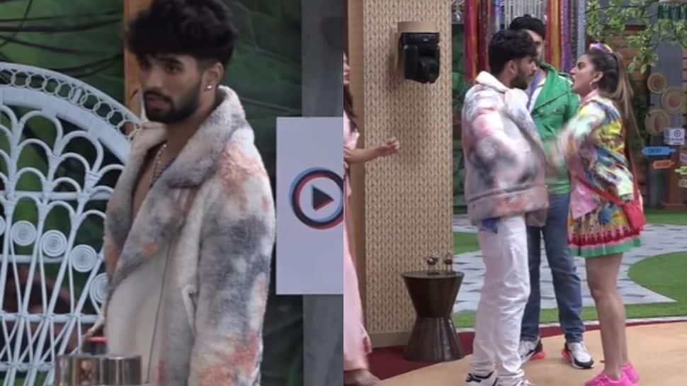 Bigg Boss OTT Day 13 written updates: Akshara Singh locks horns with Zeeshan Khan, calls him 'badtameez'!