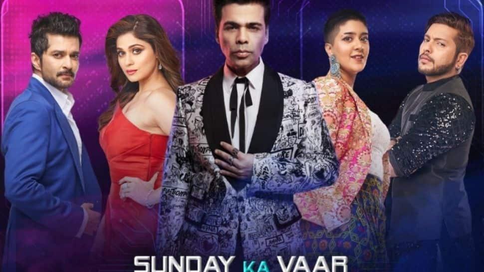 Bigg Boss OTT 'Sunday Ka Vaar' highlights: Karan Johar asks Divya Agarwal to mind her tone, Ridhima Pandit-Karan Nath get evicted!