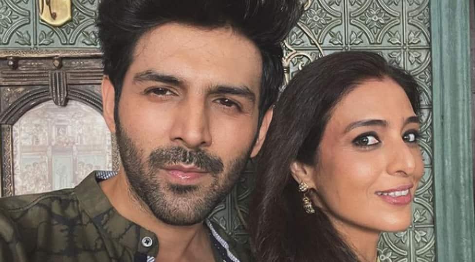 Kartik Aaryan resumes shooting for 'Bhool Bhulaiyaa 2'