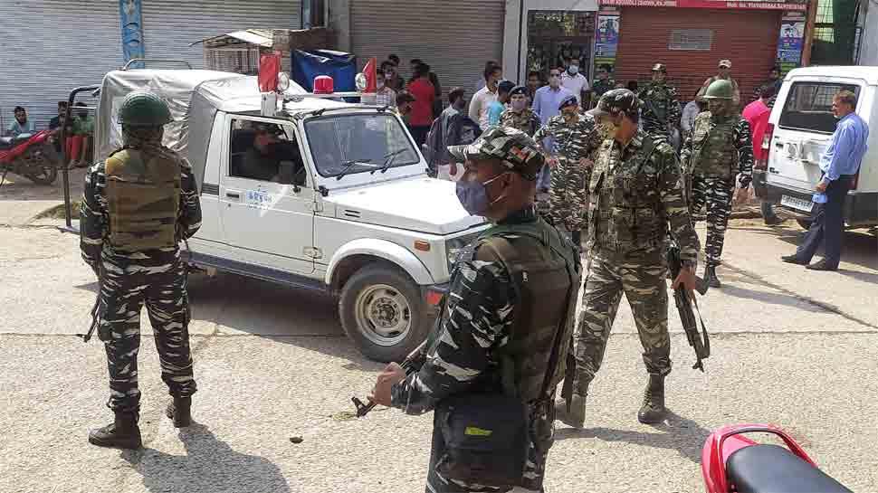 Terrorists hurl grenade on CRPF bunker in Jammu and Kashmir's Srinagar