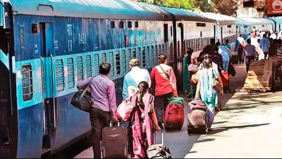 Railways cancels 68 trains, including Rajdhani and Shatabdi, in view of farmers agitation in Punjab