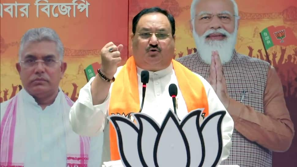 State clearly if you support Punjab leaders' comments on Kashmir, Pakistan: JP Nadda hits out at Congress leadership