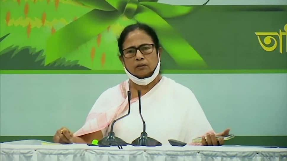 100% teachers vaccinated in West Bengal, ready for third wave: Mamata Banerjee