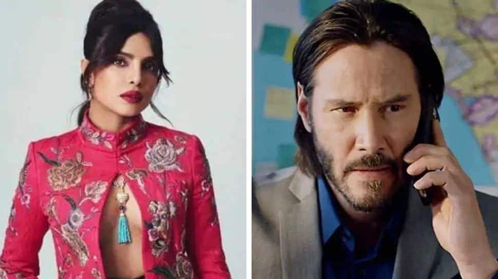 The Matrix: Resurrections trailer with Priyanka Chopra, Keanu Reeves unveiled – Watch