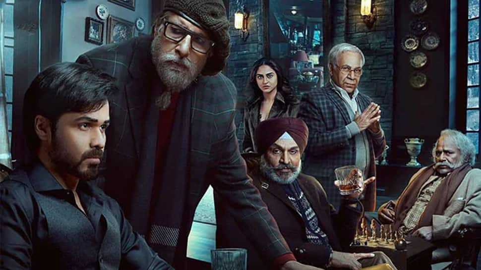 Chehre movie review: Engrossing thriller uplifted by Amitabh Bachchan's magnificence