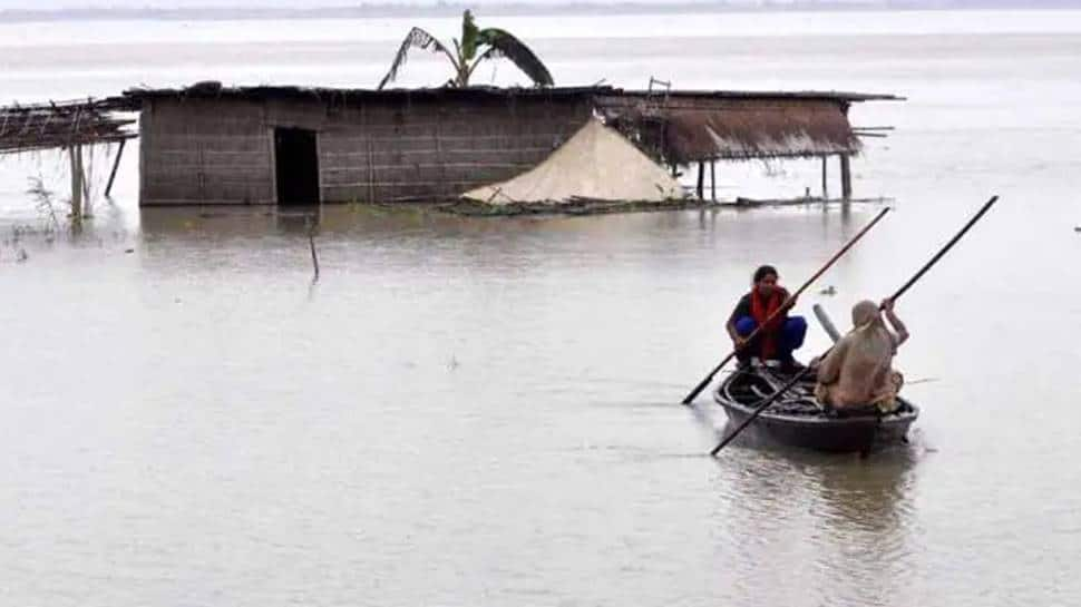 Assam flood situation worsens, nearly 1.33 lakh people hit