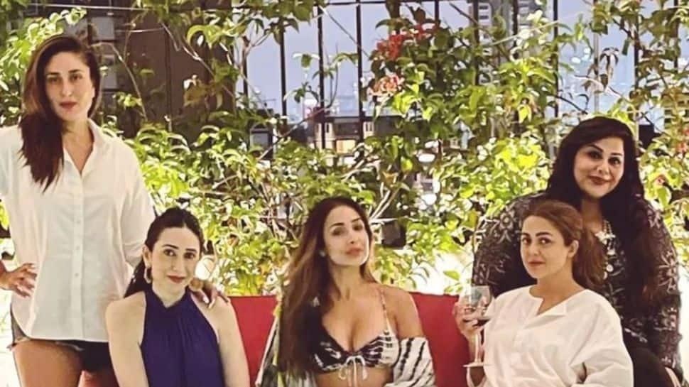 Kareena Kapoor enjoys the weekend with her 'forever girls' Malaika Arora, Amrita Arora! – See pic