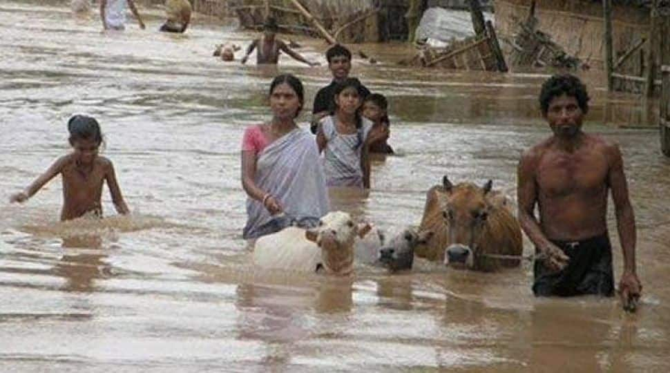 Assam: Flood conditions worsen, over 2.58 lakh hit across 14 districts