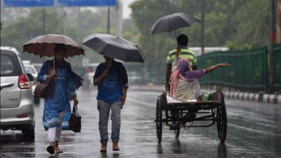 Heavy rainfall in Maharashtra and Goa today