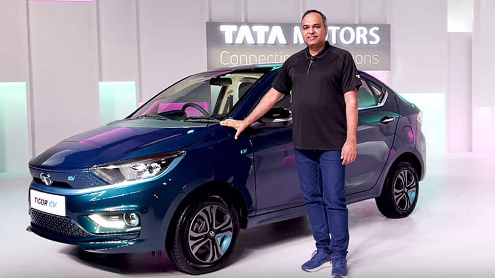 Tata Tigor EV Sedan launched in India, Sprints from 0 to 60 kmph in just 5.7 seconds: Details inside