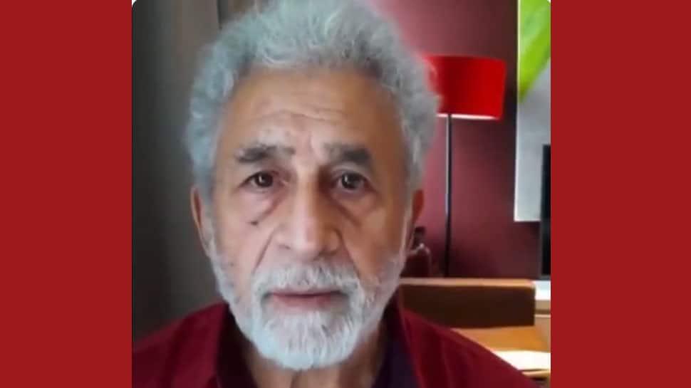 Trending: Naseeruddin Shah releases powerful video on 'Indian Muslims celebrating Taliban', calls it dangerous – Watch